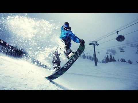 ▶ Complete Learn How to Snowboard Video for Beginners - YouTube