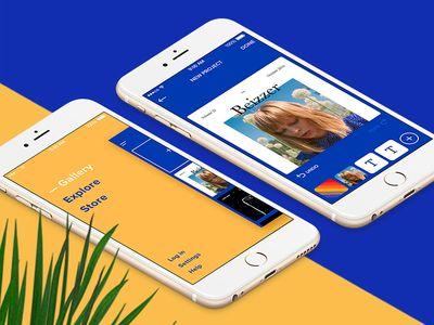 Slices App — SMM Banner Maker for iOS
