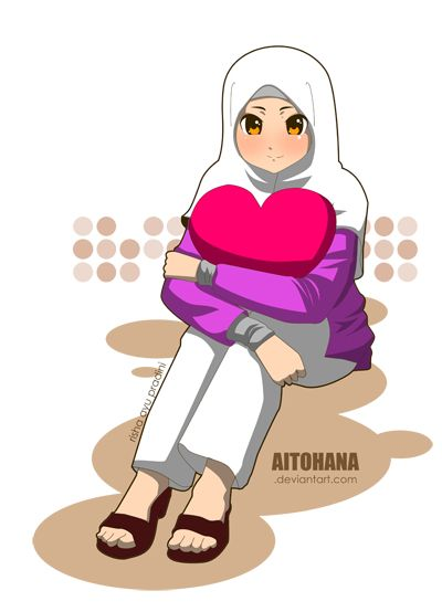 60 Best Images About Style Scarves On Pinterest: 53 Best Images About Muslim Anime On Pinterest