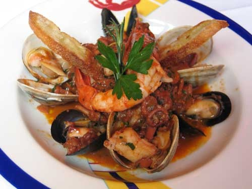 CACIUCCO - Alta Cucina Recipes
