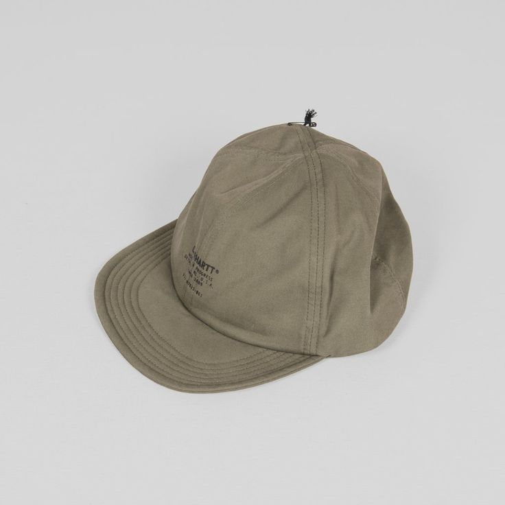 Buy The Carhartt Curt Cap - Rover Green @Union Clothing | Union Clothing