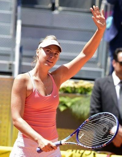 Maria Sharapova to play 2015 Madrid Open semi-final against Svetlana Kuznetsova today. Get Sharapova vs Kuznetsova match preview, live streaming and score.