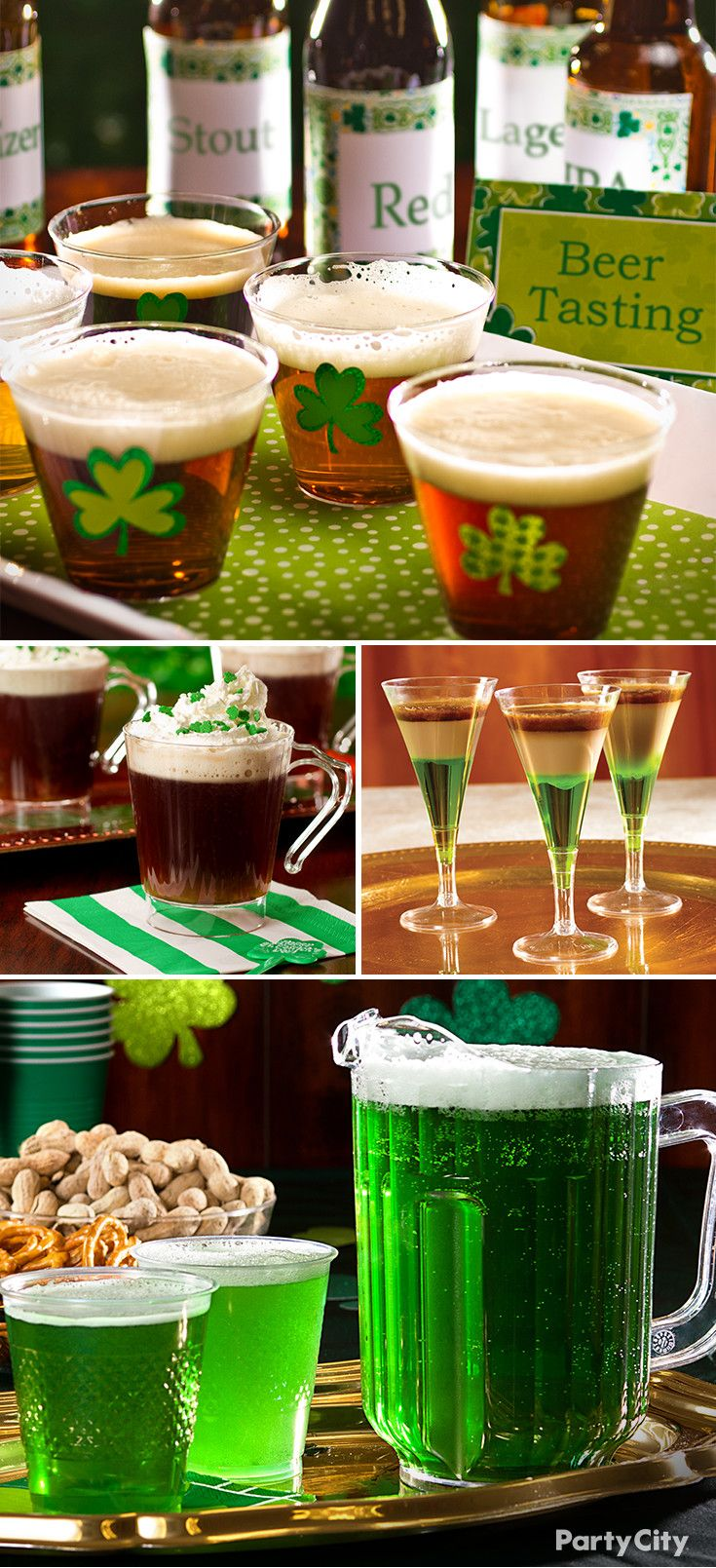 94 best St. Patrick's Day Party Ideas images on Pinterest