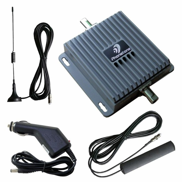 8501900mhz dual band cell phone signal booster repeater