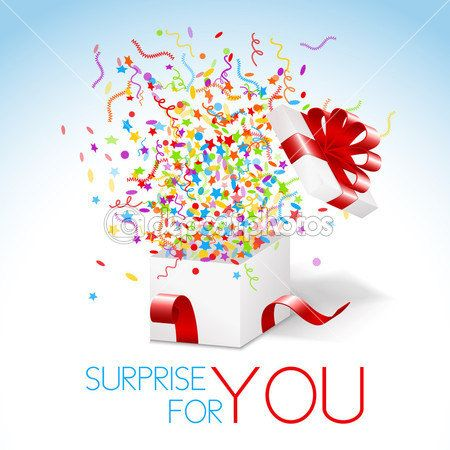 Surprise Gift box Birthday gift Holiday gifts by marchewcia2