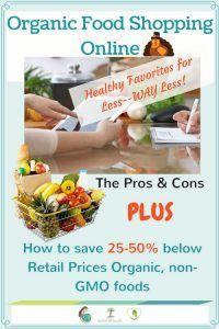 organic food shopping online