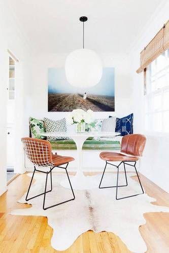DOMINO:37 breakfast nook furniture ideas