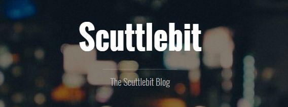 Scuttlebit | The Scuttlebit Blog