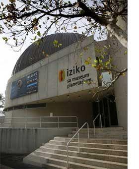 Iziko Planetarium, Cape Town, South Africa