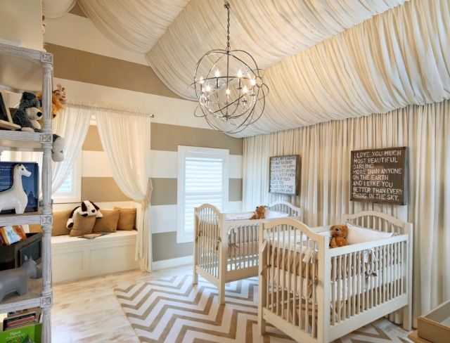 32 best Nursery Design Ideas for Twins images on Pinterest