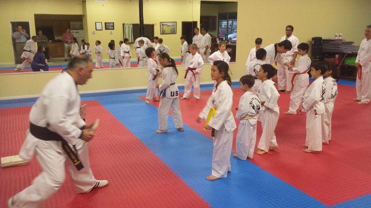 #taekwondo classes for kids