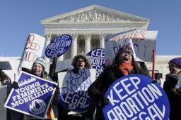 These 3 States Are The Current Battlegrounds In The Fight For Reproductive Rights:  Oklahoma, Louisiana, and Missouri.