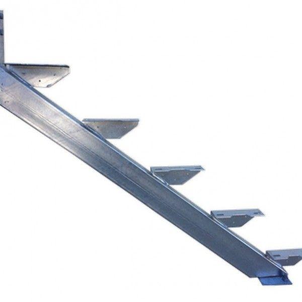 Best Galvanised Steel Stair Stringer Stairstringers 400 x 300