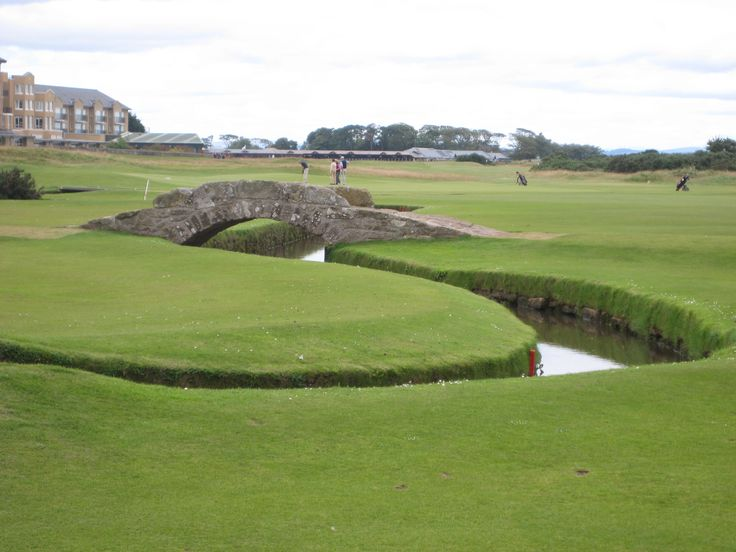 The Old Course at St Andrews is one of the oldest golf courses in the world. The Old Course is a public course over common land in St Andrews, Fife, Scotland #Golf
