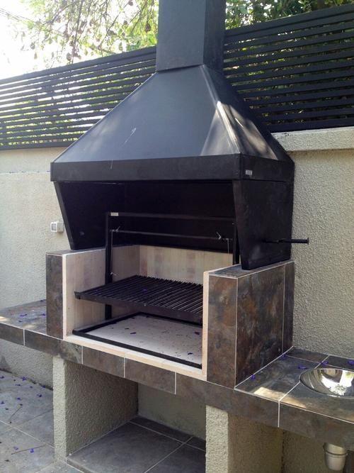 1000 ideas about asadores para jardin on pinterest - Como hacer un asador ...