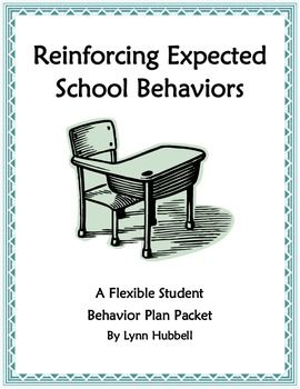"""""""Reinforcing Expected School Behaviors: A Flexible Student Behavior Plan Packet"""" offers teachers a user friendly and differential strategy for addressing and modifying challenging student behavior in the classroom. It provides all necessary materials to implement and document a behavior plan that targets three expected school behaviors: compliance, task completion and being polite. 5.00"""