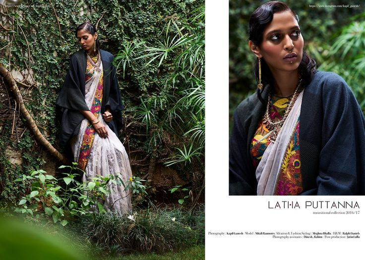 """Check out this @Behance project: """"Latha Puttana.."""" https://www.behance.net/gallery/46295409/Latha-Puttana"""