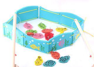 Дешевое Деревянный забор игрушечный набор для рыбалки рыбы   пруд рыбалка нержавеющая бассейн регулируемая, Купить Качество Игрушечная рыбалка непосредственно из китайских фирмах-поставщиках:  ДЕТАЛИ ПРОДУКТА                       , Прежде чем купить, l4.50 про пожалуйста, внимательно прочитай