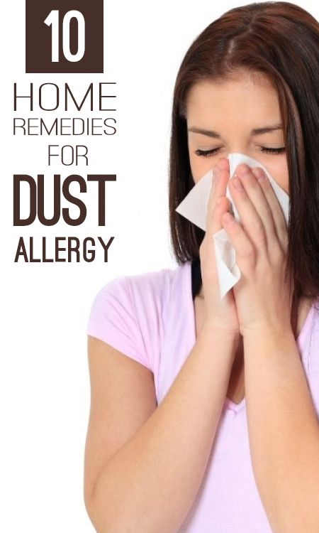 10 home remedies for Dust Allergy