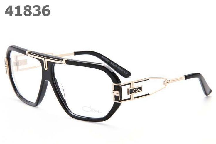 Cazal Unisex Retro Sunglasses 881 black frame
