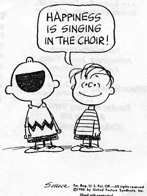 Been there, sang there, directed my own....I love and miss directing HS Chorus...I love all of you talented students!...What a ride!!!