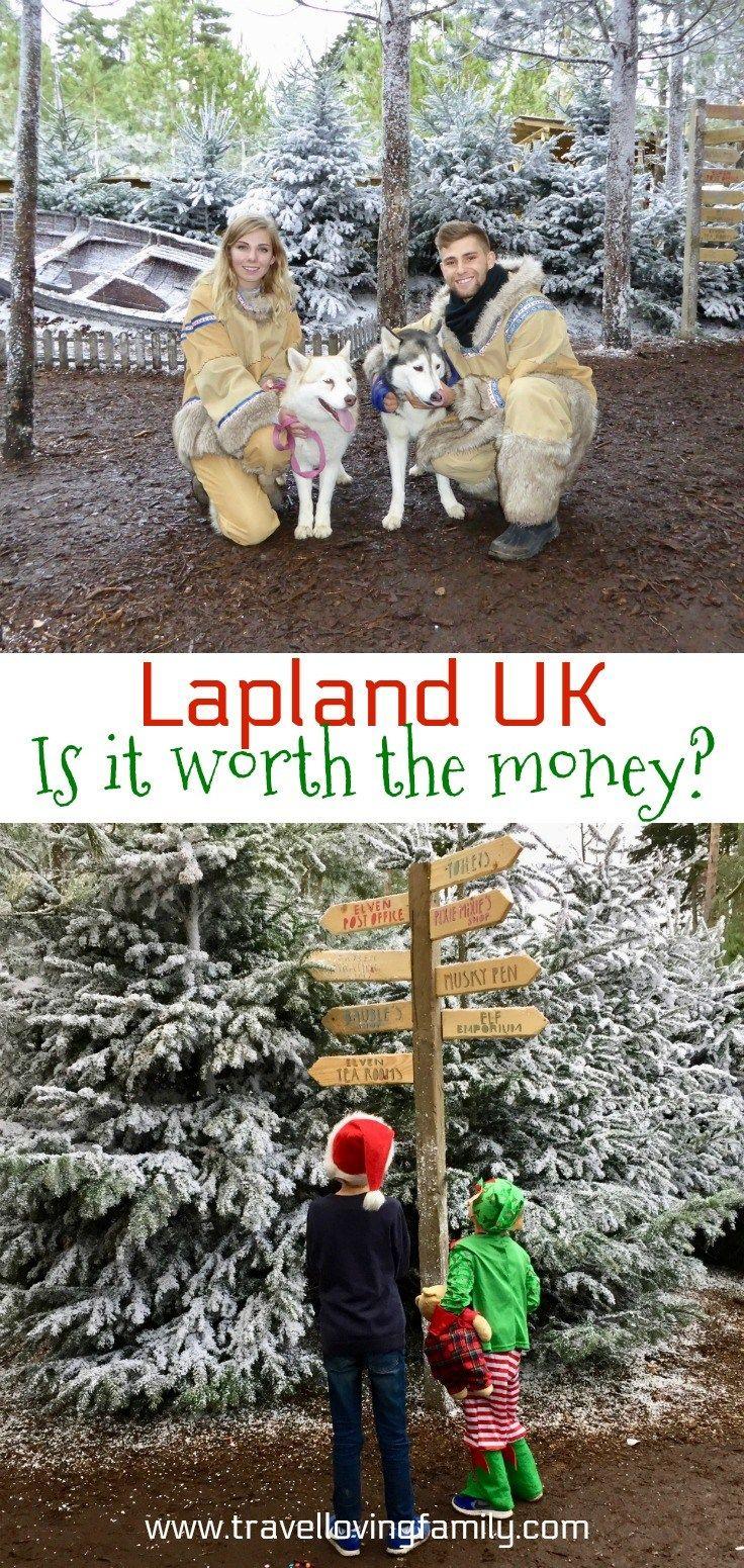 Lapland UK is it worth the money? | Family travel | UK | Day