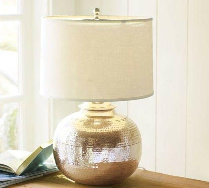 die besten 25 nachttischlampe ideen auf pinterest schlafzimmerbeleuchtung schlafzimmer. Black Bedroom Furniture Sets. Home Design Ideas