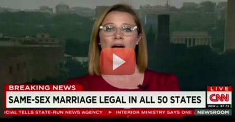 Emotional S.E. Cupp chokes up over same-sex marriage ruling