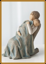 :): Trees Figurines, Quilts Inspiration, Willow Trees, Willow Figures, Quilts Sleep, Father And Baby, Kids, Quilts Art, Father Day Moth