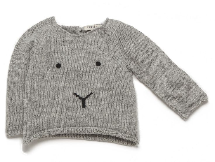 Bunny jumper. Too cute!