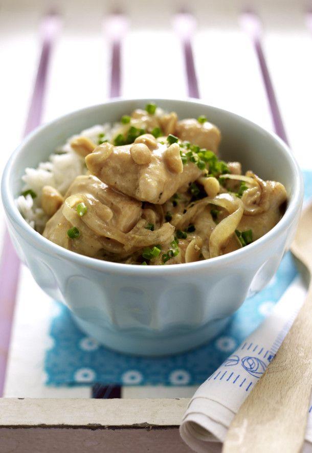Unser beliebtes Rezept für Hähnchen-Erdnuss-Wok und mehr als 55.000 weitere kostenlose Rezepte auf LECKER.de.