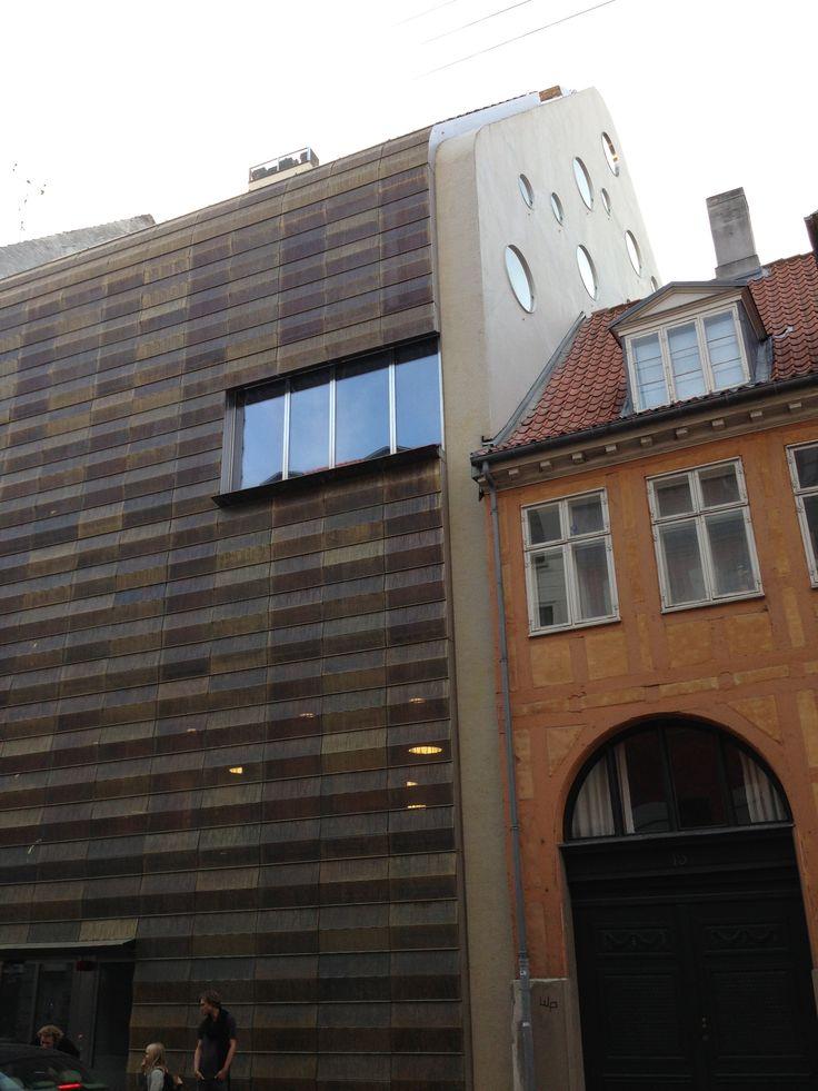 Buildings near Nyhavn