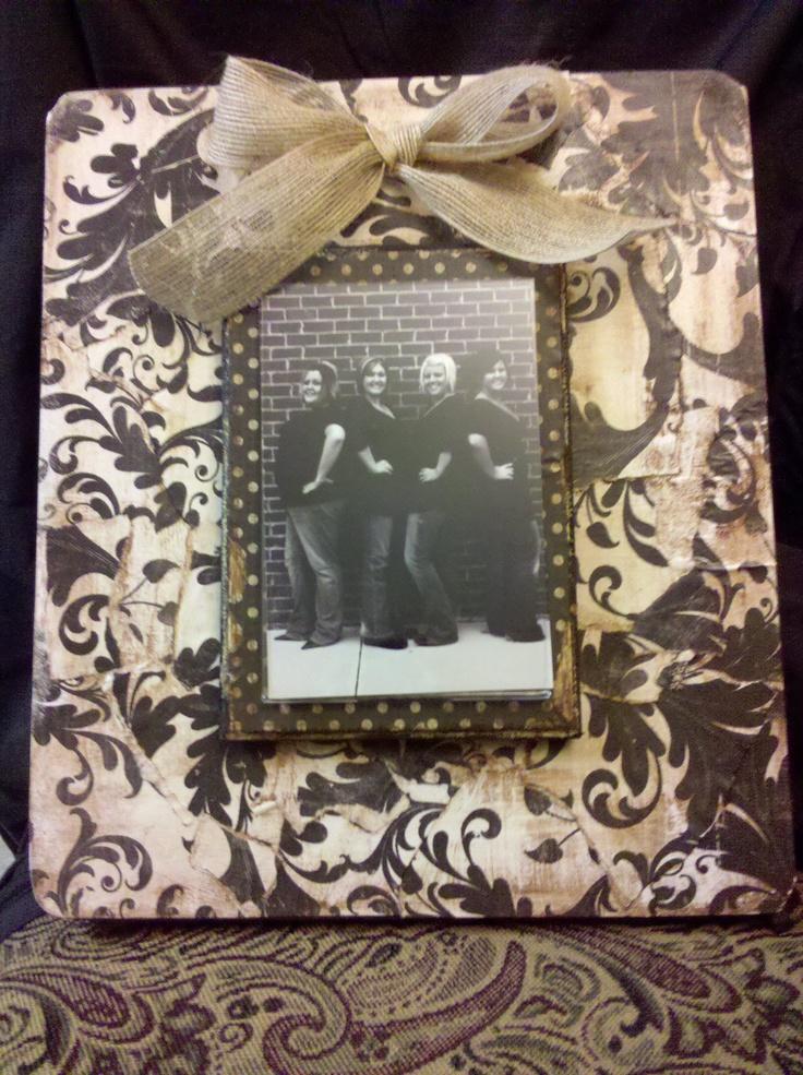 Handmade Frame 100 best DIY Picture Frames