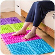 vanzlife foot massage cushion foot acupressure toe flapper pressure massage plates //Price: $US $6.17 & FREE Shipping //