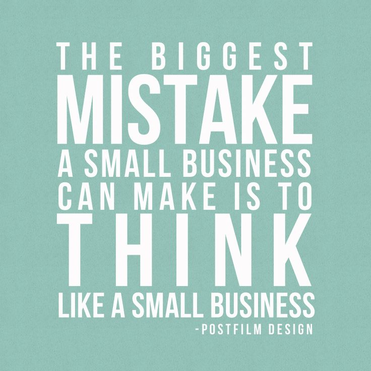 inspirational quote | #quotes #smallbusiness #inspiration postfilmdesign.com, branding firm in Atlanta Postfilm Design