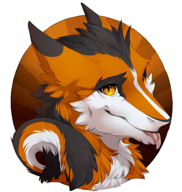 Sergal Fursuit Pattern - 0425