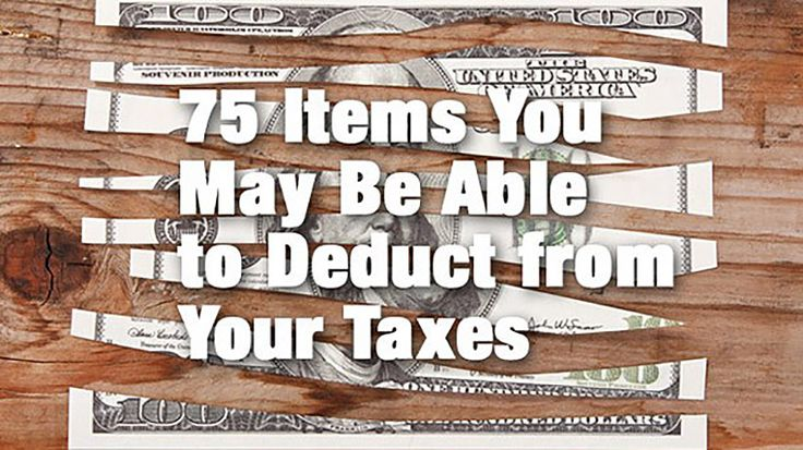 You might save a bundle if you carefully consider your business expenses for possible deductions for taxes.