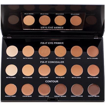 makeup palettes for professionals