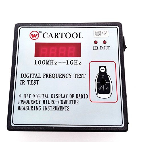 HKCYSEA A+ Quality Car IR Infrared Remote Key Frequency Tester (Frequency Range 100-1000MHZ) Remote Control Digital Frequency Test Car Tool - http://www.caraccessoriesonlinemarket.com/hkcysea-a-quality-car-ir-infrared-remote-key-frequency-tester-frequency-range-100-1000mhz-remote-control-digital-frequency-test-car-tool/  #1001000MHZ, #Control, #Digital, #Frequency, #HKCYSEA, #Infrared, #Quality, #Range, #Remote, #Test, #Tester, #Tool #Diagnostic-Test-Tools, #Tools-Equipment