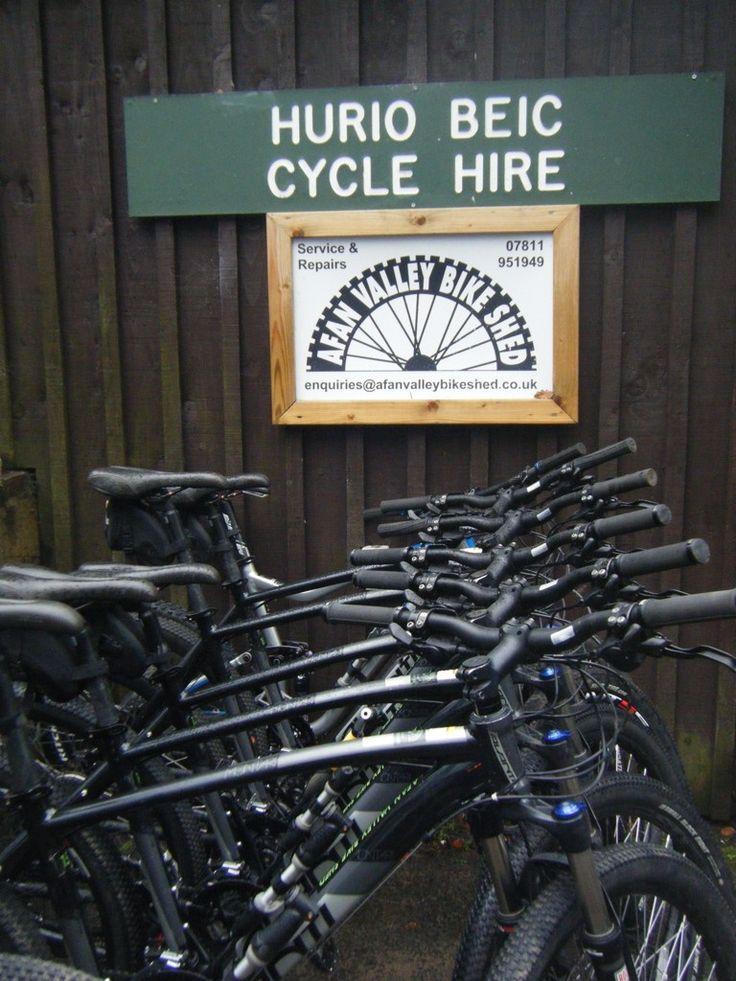 Location de vélo au Pays de Galles