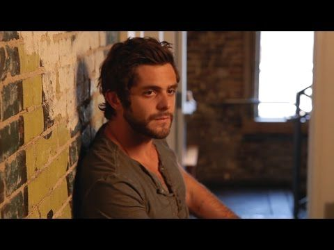 Thomas Rhett country singer: On Writing with Dad | Billboard interview 2015 - YouTube