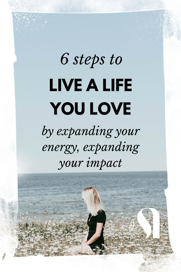 6 steps manifesting love your life