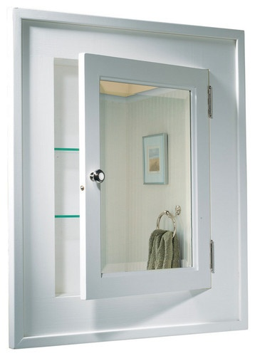 Photo Of contemporary medicine cabinets by Rejuvenation for the downstairs bath