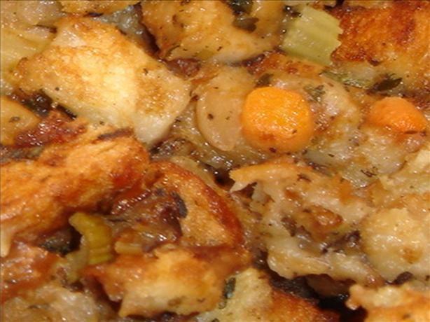 Crock Pot Stuffing Recipe - Food.com - 49609