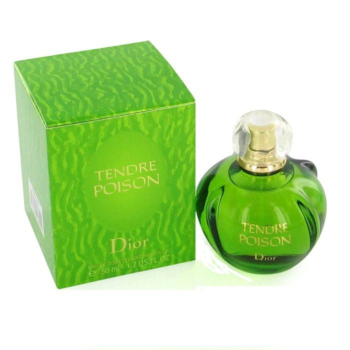 Tendre Poison Perfume by Christian Dior 1.7oz Eau De Toilette spray for Women