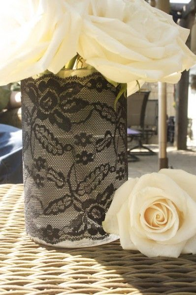 Dollar Store Crafts » Blog Archive 15 Black & White Wedding Craft Ideas » Dollar Store Crafts