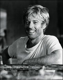 Mr. Redford, the original Brad Pitt.