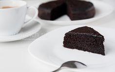 американский шоколадный бисквит - пошаговый рецепт с фото