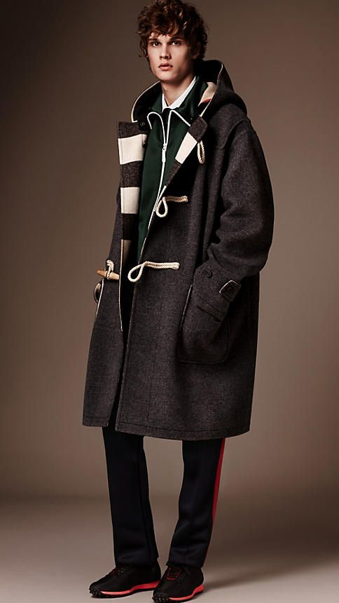 17 Best ideas about Duffle Coat on Pinterest | Coats, Trench coats ...