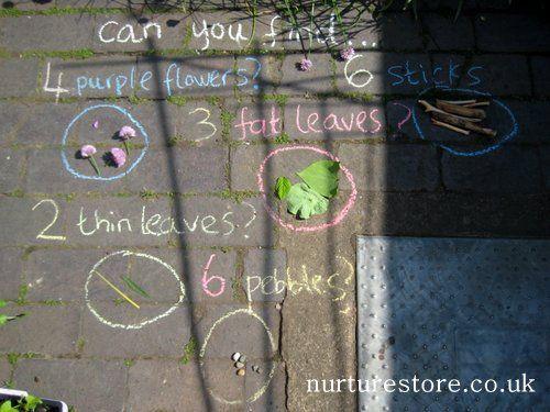 15 Sidewalk Chalk Games That Make Learning Fun